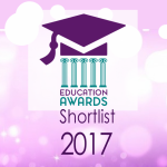 Sally Alexander in Education Awards Shortlist!