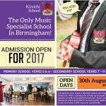 Open Day 30th August 2017